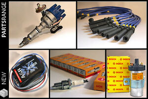 Rover-V8-Ignition-Kit-Complete-Distributor-A-amp-R-Amp-Magnecor-Leads-Coil-Plugs