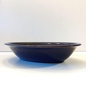 "Vintage Franciscan Pottery Rancho Purple Oval Vegetable Serving Bowl 9"""