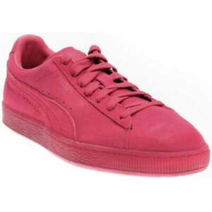 Puma-Suede-Classic-Ice-Mix-Sneakers-Casual-Pink-Mens