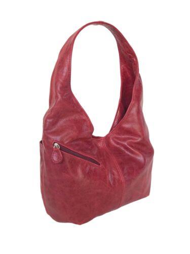 Women monnaie besace cuir en Alicia Everyday rouge poches avec Sac porte q0z7fxwf