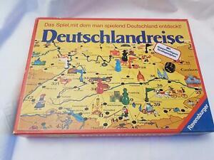 Ravensburger-Deutschlandreise-OHNE-Anleitung-N