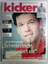 kicker Sportmagazin Nr.: 90 / 45. Woche  vom 8.11.2010