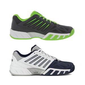 K-Swiss-Bigshot-Light-3-pour-Homme-Classique-Tennis-Baskets-Chaussures-Taille-UK-8-13