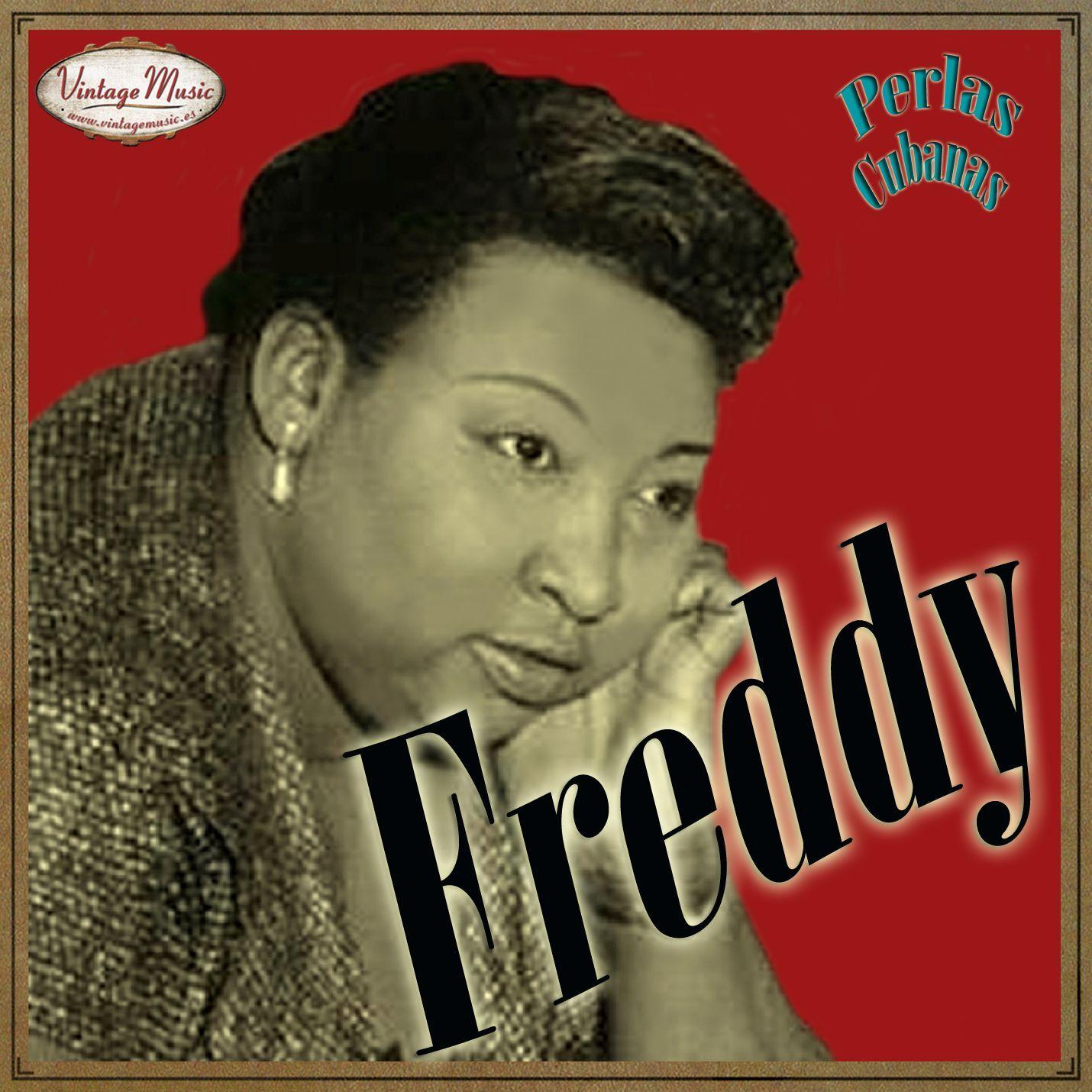 FREDDY - FREDDY Perlas Cubanas. Bolero Canción Cuba Romántica - CD
