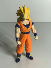 "Bandai 掌動 SHODO 3.75/"" DragonBall Z Vol4 Saiyan-jin Son Goku Action Figure"