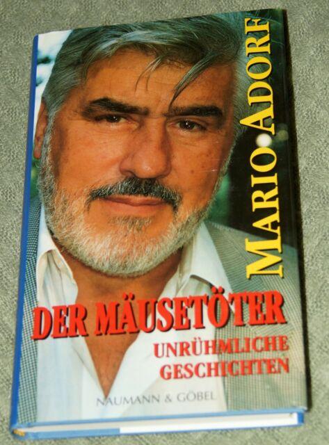 Mario Adorf - Der Mäusetöter Unrühmliche Geschichten