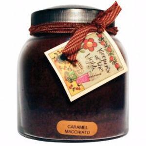 Keepers Of The Light Papa Jar Caramel Macchiato