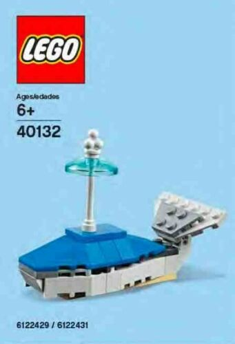 LEGO 40132 Monthly Mini Model Build Whale Polybag Set NEW /& SEALED