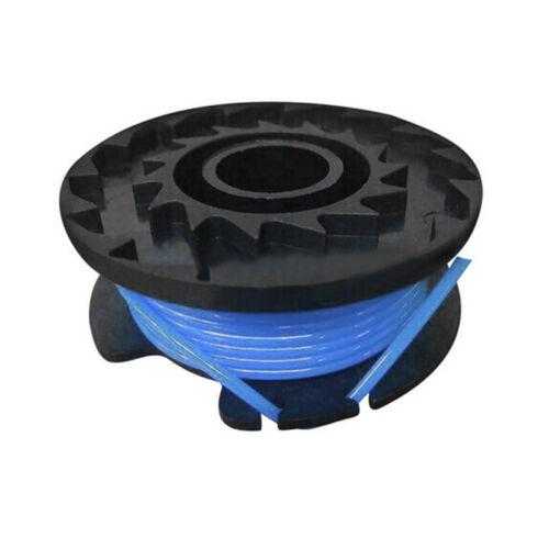 29092 .065-Inch Einzel Line Ersatzfadenspule Small Cut Rasentrimmer Spule Blau