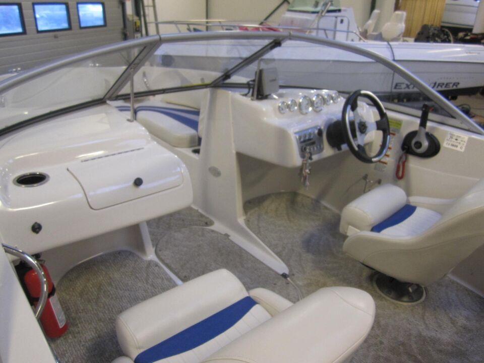 Starcraft 195 I/O, Speedbåd, 2009