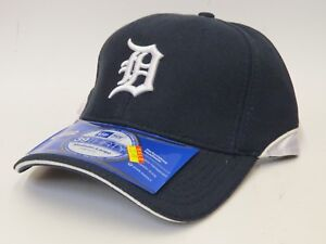 purchase cheap 5c167 b90d6 Image is loading New-Era-DETROIT-TIGERS-39Thirty-Stretch-Medium-Large-