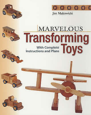 Marvelous Transforming Toys-ExLibrary