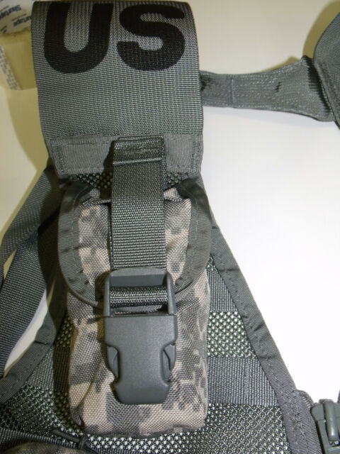 US ARMY New in bag !! FLASH BANG GRENADE POUCH ACU digital MILITARY camo USGI