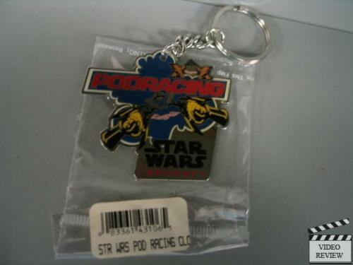 Applause* Collectable Keychain Starwars* PODRACING