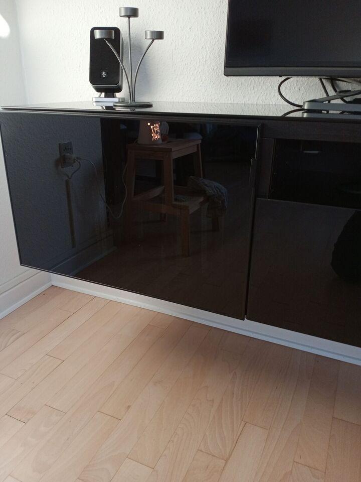 Tv bord, IKEA - BESTÄ, melamin