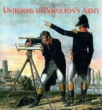 Uniforms of Napoleon's Army by Carle Vernet   new sb book    st