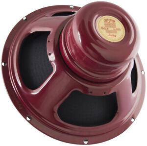 Celestion-Ruby-Alnico-35-watt-8-ohm-12-034-guitar-speaker-made-in-UK