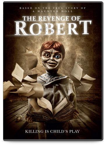Revenge Of Robert (REGION 1 DVD New)