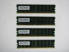 NOT FOR PC/MAC! 16GB 4x4GB Dell PowerEdge 2850 PC2-3200 Memory ECC REG