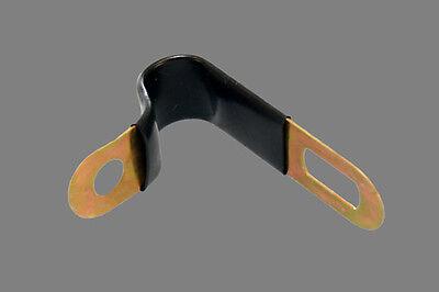 Kupferrohrschelle Ø 6-8 mm isoliert Befestigungsbügel für Kupfeleitung  LPG