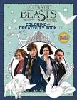 Coloring and Creativity Book (Fantastic Beasts and Where to Find Them) by Liz Marsham (Paperback / softback, 2016)