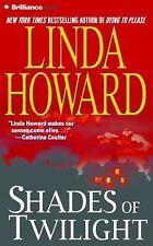Shades of Twilight by Linda Howard (2015, CD, Abridged)