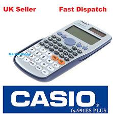 Casio FX-991ES Plus Scientific Calculator with 417 Functions 'BRAND NEW GENUINE'