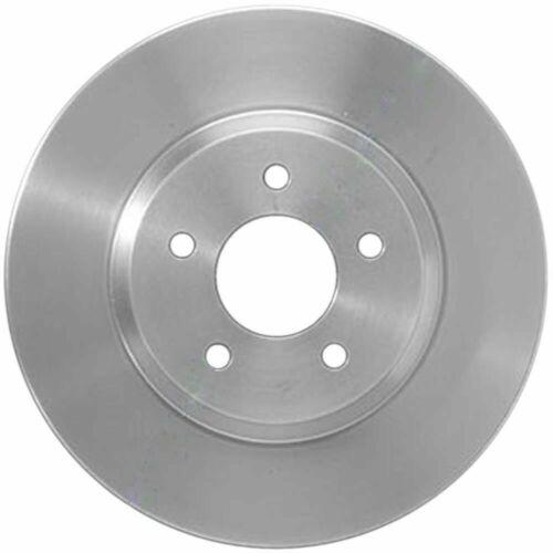 2 discos de freno delantero se adapta para Ford Mustang 2005-2012 316 mm de diámetro