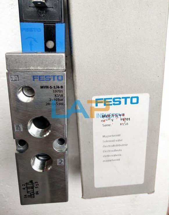 1PC Nuevo Para Festo Solenoide Válvula MVH-5-1 4-B 19701
