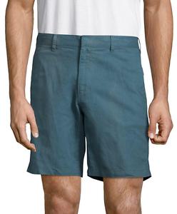 Onia Abe Linen & Cotton Shorts Hydro 40 NWT