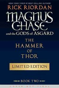 magnus chase and the gods of asgard the hammer of thor bk 2 by