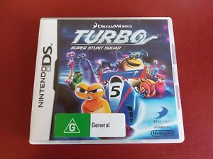 Turbo-Super-Stunt-Squad-Nintendo-DS-2DS-3DS-Game-Complete-FREE-POSTAGE