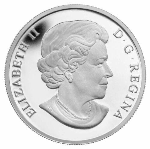 2013 O Canada Series $10 Fine Silver Niagara Falls