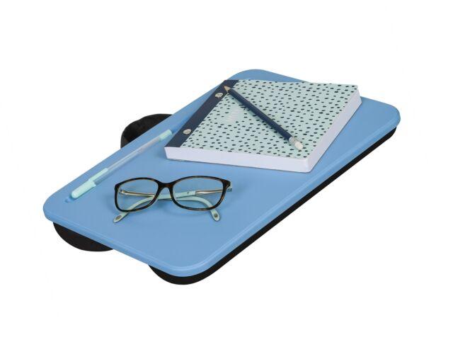 LapGear Essential Lap Desk - Alaskan Blue (Fits upto 13.3 Laptop)