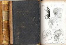 Johann Caspar Lavater's Physiognomik v. Johann Caspar Lavater 1834 Halbleder