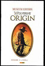 German Wolverine Origin Museum Edition Publisher Proof + COA X-Men LOGAN X-23 NM