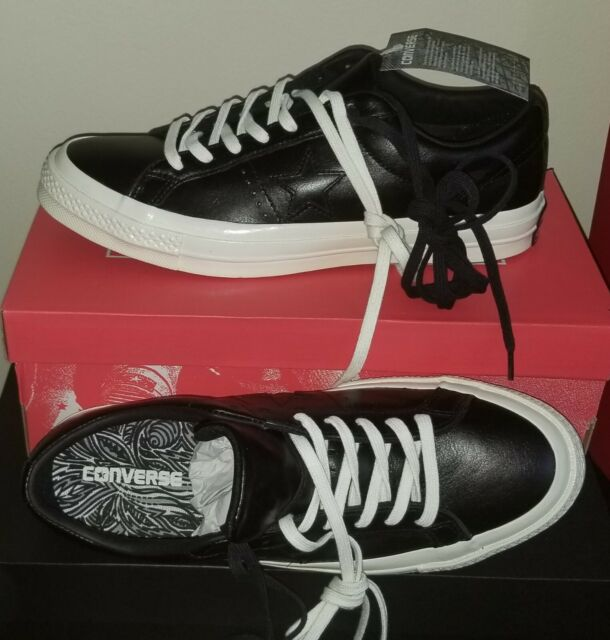NEW AUTHENTIC CONVERSE ONE STAR LEATHER