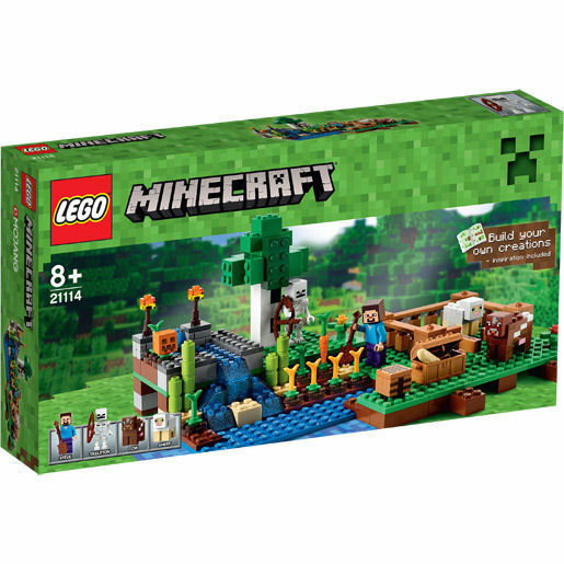 LEGO Minecraft Minecraft Minecraft The Farm (21114) 12ebdc