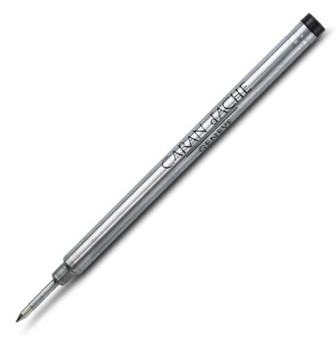 Ink Cartridge Black Rollerball Pen Refills Fine Point Caran D/'ache
