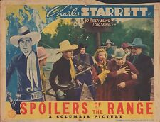 Spoilers of the Range 1939 11x14 Lobby Card #nn - western