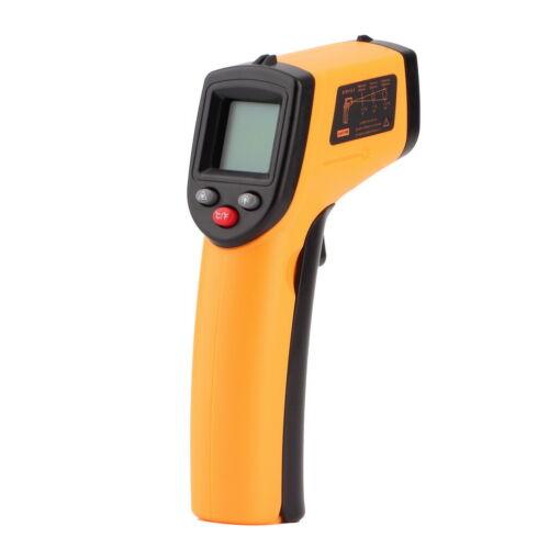 50 ~ 380℃ HL Portable Digital Infrared Thermometer Temperature Laser Gun Meter