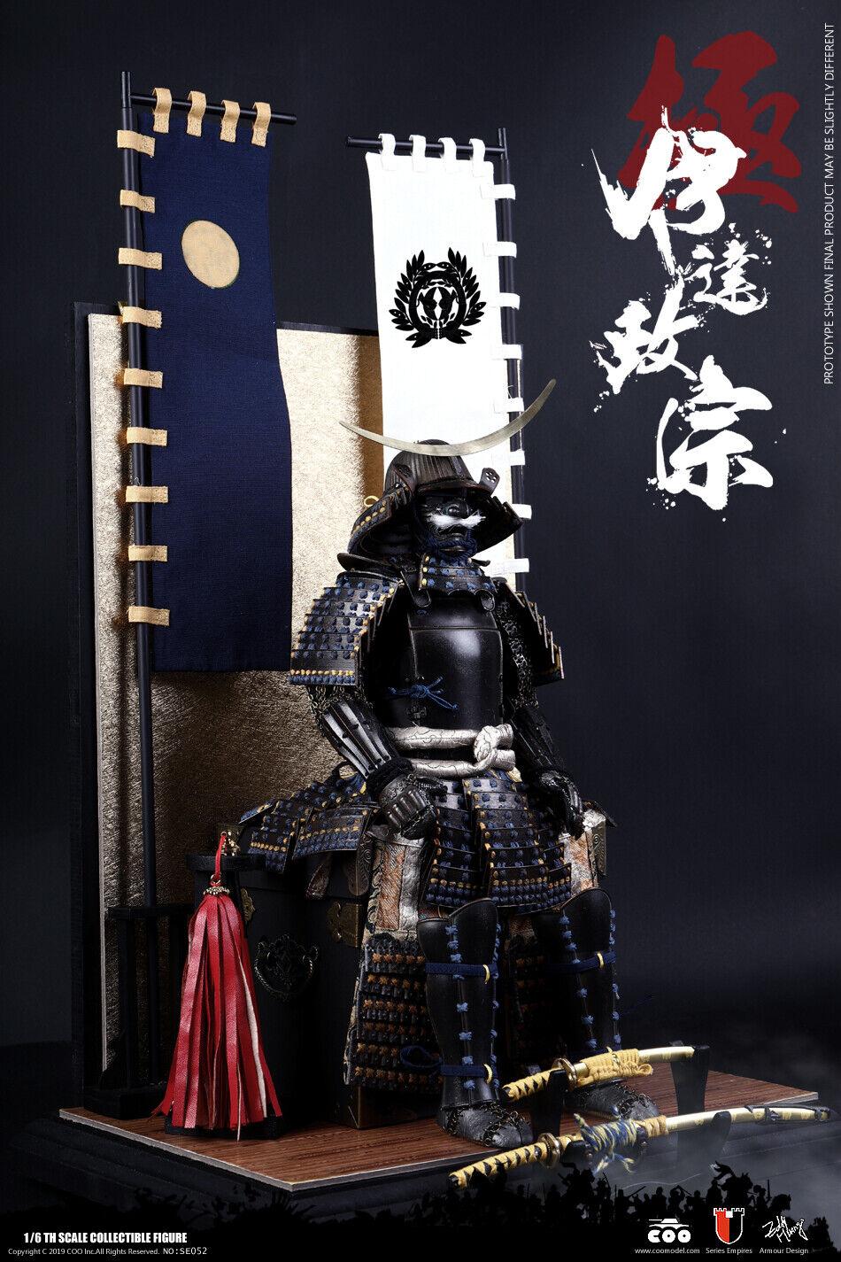 COOMODEL 1 6 SERIES OF EMPIRES  DATE MASAMUNE SE052 Masterpiece Unique Figure Toy  acheter pas cher neuf