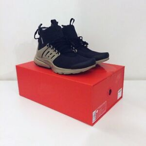 cheap for discount 0ac42 bfdb3 Image is loading Nikelab-x-Acronym-Air-Presto-Mid-Black-Bamboo-
