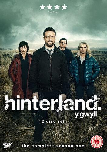 Hinterland: The Complete Season One DVD (2014) Richard Harrington ***NEW***