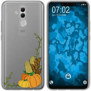 Huawei-Mate-20-Lite-Coque-en-Silicone-automne-M5-Case-films-de-protection