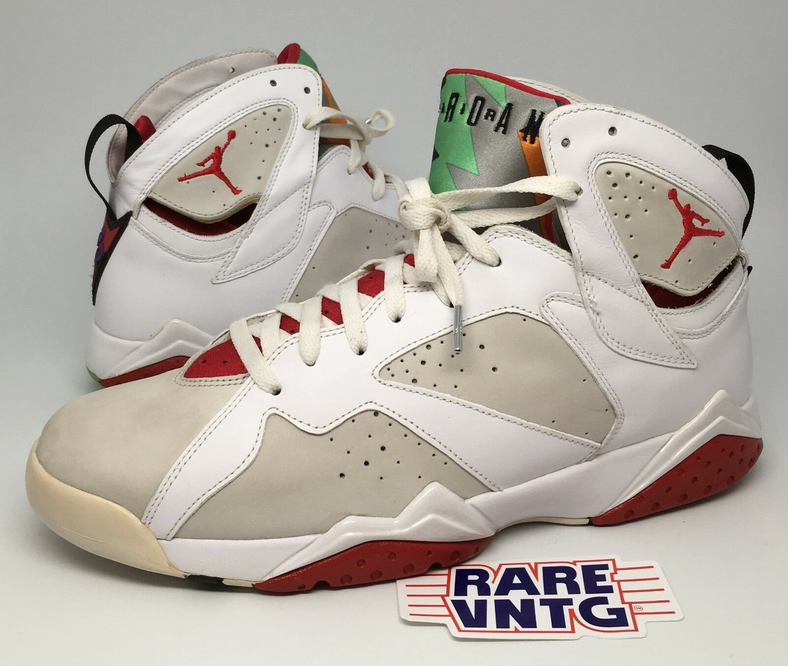 the best attitude ec9d3 a9d38 2008 Nike Air Jordan VII 7 Hare Hare Hare CDP Countdown Pack ...