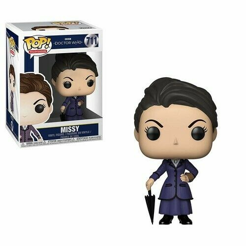 Doctor Who - Missy - Funko Pop! Television: (Toy New)