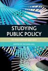Studying Public Policy: An International Approach by Policy Press (Paperback, 2014)