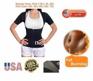 65ac05bfdcfda EXTREME sauna thermo cami hot slim belt 100% Neoprene 2.5mm shaper ...