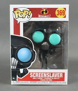 Funko-POP-Incredibles-2-369-Screen-Slaver-Vinyl-Figure-1088V